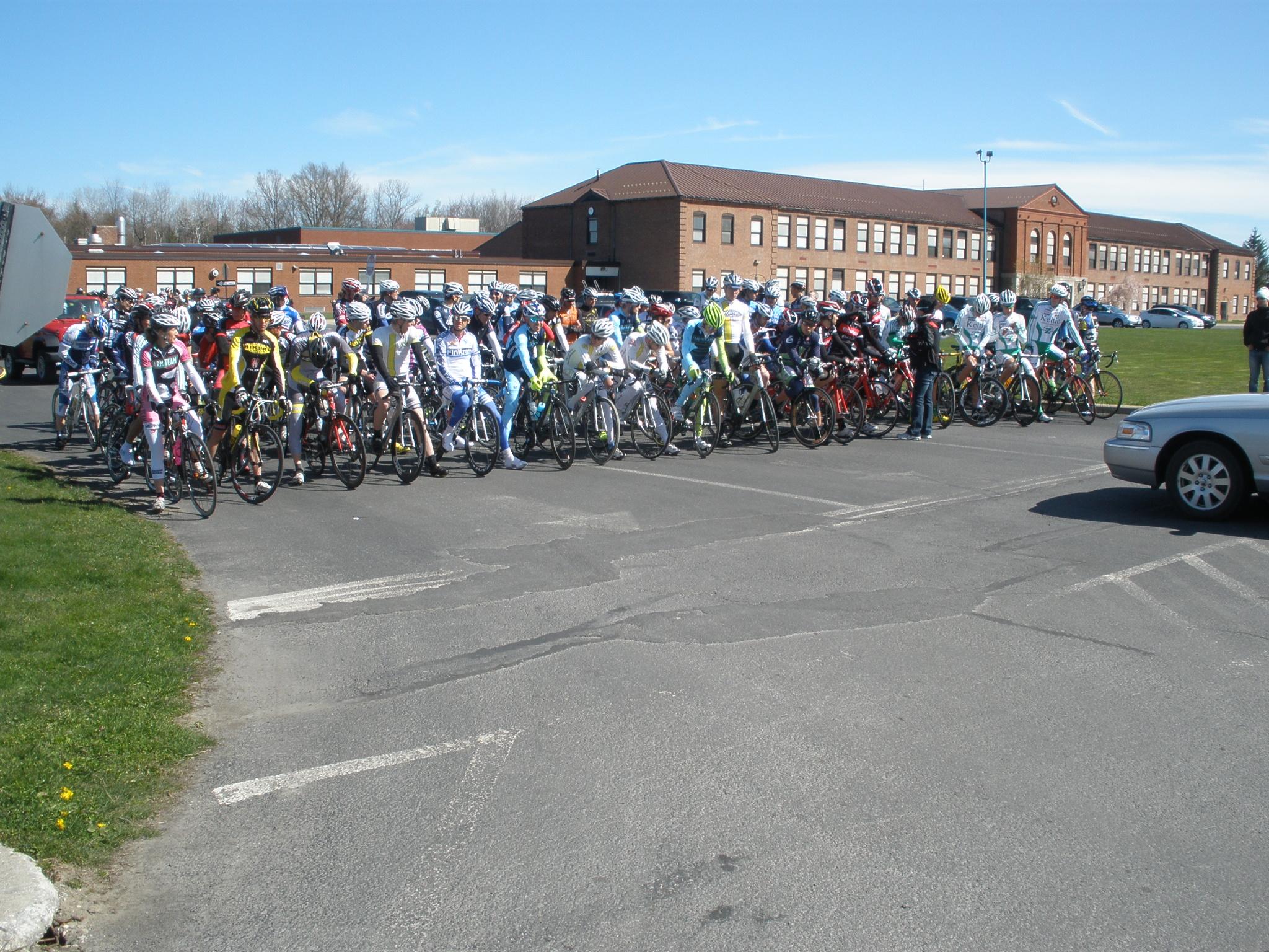 4/7 A-race start